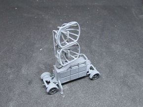 1/144 Kurfurst German Radar  in White Natural Versatile Plastic