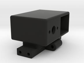 Losi micro crawler mc dual motor with skid DIG in Black Natural Versatile Plastic