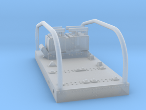 51n-J-Empty pallet A17 in Smooth Fine Detail Plastic