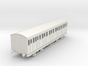 o-32-metropolitan-8w-composite-coach-mod in White Natural Versatile Plastic