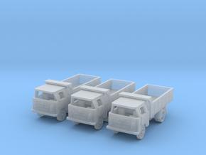 Nazar 8Tm cab.B 1:220 3pcs in Smooth Fine Detail Plastic