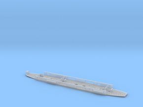 1/350 CSS Florida Deck in Smooth Fine Detail Plastic