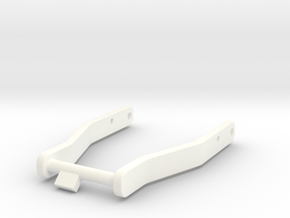 Unterlenker ZT300 Schuco in White Processed Versatile Plastic: 1:32