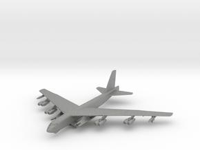 B-52H w/Gear (CW) in Gray PA12: 1:500