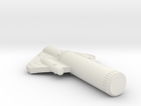 3788 Scale ISC Light Tactical Transport (LTT) SRZ in White Natural Versatile Plastic