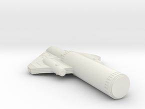 3125 Scale ISC Light Tactical Transport (LTT) SRZ in White Natural Versatile Plastic