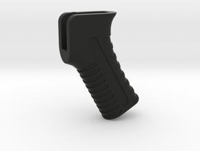 AR-15 Rifle Grip X-treme lite micro 3 inch in Black Natural Versatile Plastic