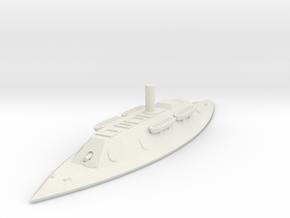1/600 CSS Palmetto State  in White Natural Versatile Plastic