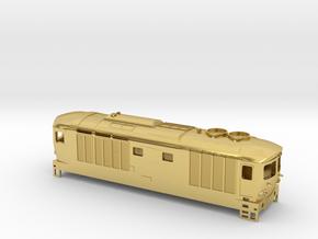 D445 per PIRATA in Polished Brass
