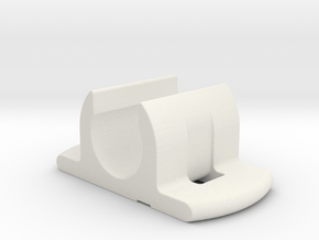 Replacement Part for Ikea BEHJALPLIG 128754B in White Natural Versatile Plastic