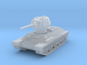 T-34-76 1942 fact. 183 early 1/200 in Smooth Fine Detail Plastic