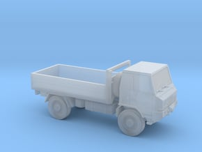 URO_Military Flatbed (H0 1:87) in Smooth Fine Detail Plastic