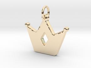 Crown Jewelry- Makom Jewelry in 14k Gold Plated Brass