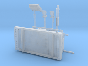 14abcdef-Pallet Apollo 15 and 16 in Smooth Fine Detail Plastic