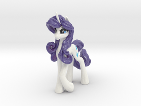 Rarity (Classic, 16.4 cm / 6.5 in tall) in Glossy Full Color Sandstone