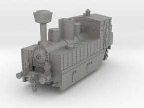 Locomotive 178 armored 1:72 in Gray PA12
