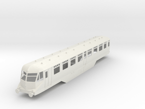 0-32-gwr-railcar-35-37-1a in White Natural Versatile Plastic