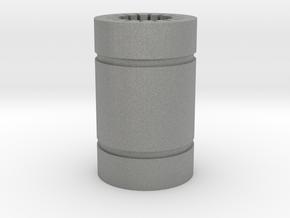Linear bearing LM8UU in Gray PA12