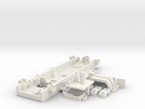 GRC_Go!DTM_Mercedes_AMG_C63_2019 in White Natural Versatile Plastic