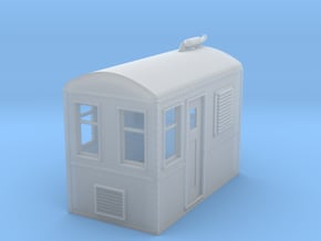 On18 Boxcab in Smooth Fine Detail Plastic