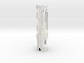 Korbanth Katarn V2 Proffie Chassis P2 in White Natural Versatile Plastic
