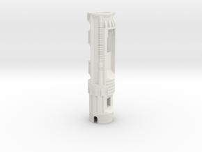 Korbanth Katarn V2 GHV3 Chassis P2 in White Natural Versatile Plastic