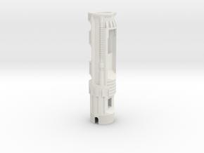 Korbanth Katarn V2 Verso Chassis P2 in White Natural Versatile Plastic