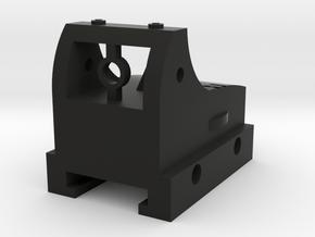 Micro Red Dot Sight Mark II for Nerf Rail in Black Natural Versatile Plastic