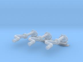 Wasserwerfer Magirus 3st - 1/87 in Smoothest Fine Detail Plastic