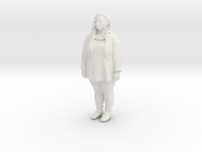 Printle S Femme 372 - 1/24 in White Natural Versatile Plastic