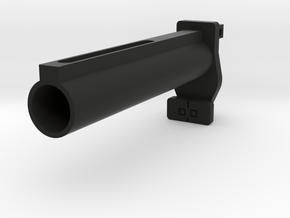 VFC MP7 Stock Adaptor (for use with HPA kit) in Black Natural Versatile Plastic