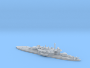 SMS Körös (1/1250, 1/1200, 1/700) in Smooth Fine Detail Plastic: 1:700