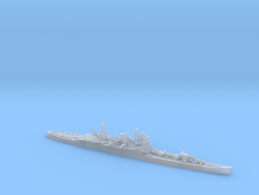 Japanese Tone-Class Cruiser in Smooth Fine Detail Plastic