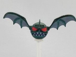 Attack Bat in White Processed Versatile Plastic