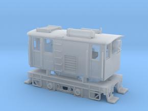 "Nn3 Free-lance 4 Wheel Industrial ""Critter"" in Smoothest Fine Detail Plastic"