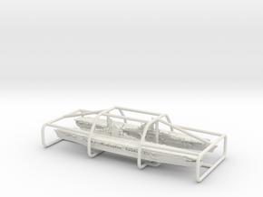 KM CV Graf Zeppelin [1942] in White Natural Versatile Plastic: 1:4800