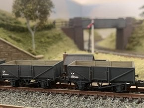 GWR_O30_High_2mm_58_body_only_x4 in Smoothest Fine Detail Plastic