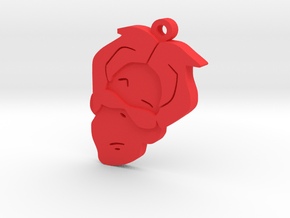 PixFig: Andy Keyring in Red Processed Versatile Plastic