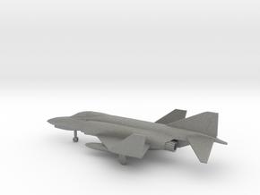 McDonnell Douglas F-4E (folded wings) in Gray PA12: 1:200