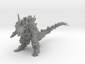 Mechagodzilla Anime 70mm miniature model games rpg in Gray PA12