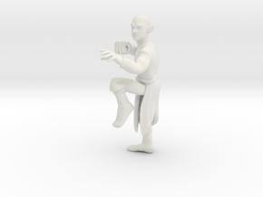 Printle K Homme 016 - 1/24 in White Natural Versatile Plastic
