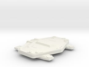 3788 Scale Eneen Heavy Cruiser (CA) CVN in White Natural Versatile Plastic