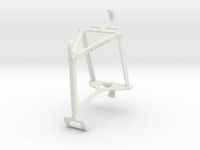 Controller mount for Xbox One S & Tecno Spark 7 Pr in White Natural Versatile Plastic