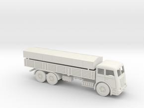 1/144 Bussing U12000  in White Natural Versatile Plastic
