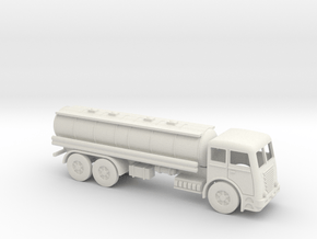 1/144 Büssing U12000 Tankwagen in White Natural Versatile Plastic