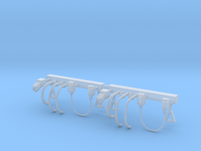 (1:76) Class 86 Buffer Beam Detail in Smooth Fine Detail Plastic