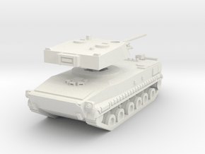MG144-R06 2S31 Vena Mortar Carrier in White Natural Versatile Plastic