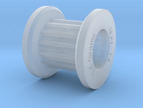Hitec24T MXL-14T in Smooth Fine Detail Plastic