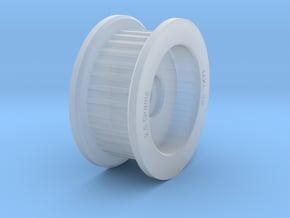 Hitec24T MXL-32T in Smooth Fine Detail Plastic