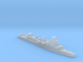 Élan class minesweeper sloops WW2 1:1250 in Smooth Fine Detail Plastic